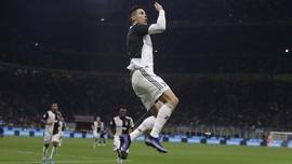 Ronaldo Diyakini Tak Akan Kabur dari Juventus