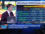 Ekonom : Tepat Jika Jokowi Lebur Sejumlah Kementerian