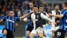 Cegah Virus Corona, Juventus vs Inter Tanpa Penonton