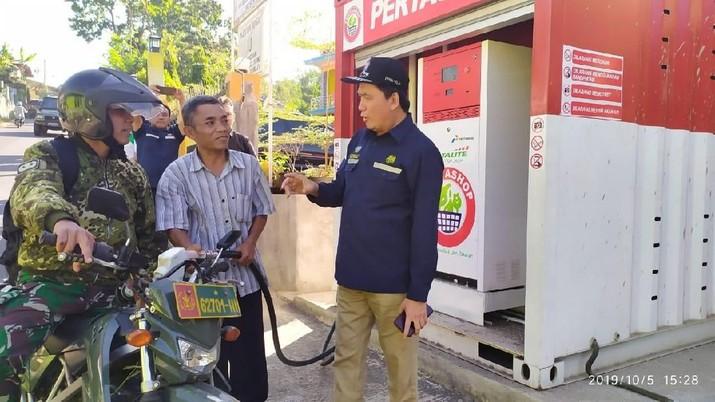 BPH Migas Buka-bukaan Hambatan dalam BBM 1 Harga
