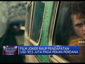 Baru Sepekan, Film Joker Raih Cuan USD 93,5 Juta