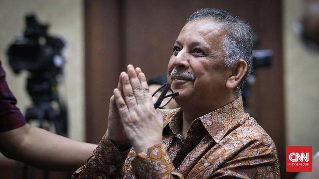 Pleidoi, Sofyan Basir Minta Dibebaskan dari Tuntutan KPK