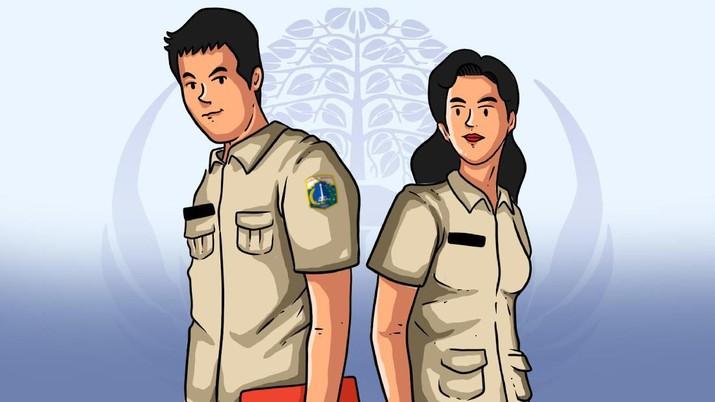 Pemerintah resmi membuka penerimaan Calon Pegawai Negeri Sipil (CPNS) Tahun 2019.