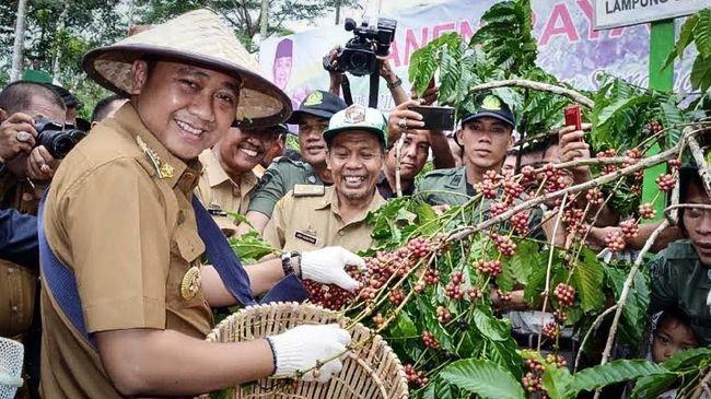 Geledah Rumah Bupati Lampung Utara, KPK Sita Rp54 Juta