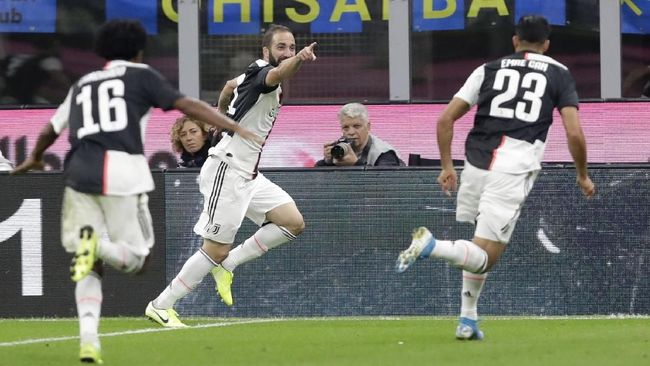 7 Fakta Penting Usai Juventus Mengalahkan Inter Milan