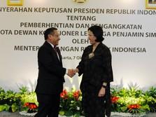 Jokowi Tunjuk Dewan Komisioner LPS Baru Pengganti Destry