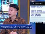 Optimisme Ginting Jaya Energi Raih Pendapatan Rp 180 M
