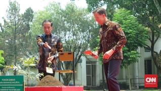 Jokowi Minta Belanda Tingkatkan Investasi di RI