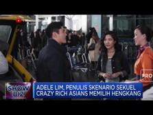 Honor Kecil, Adele Lim Hengkang Dari Crazy Rich Asians