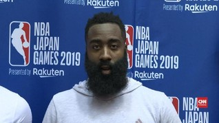 VIDEO: James Harden Minta Maaf Atas Ulah Manajer Tim Rockets