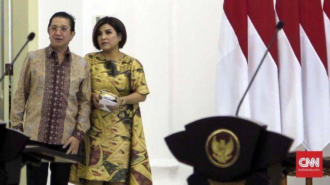 Bos Freeport Ikut Makan Siang Bersama Jokowi dan PM Belanda