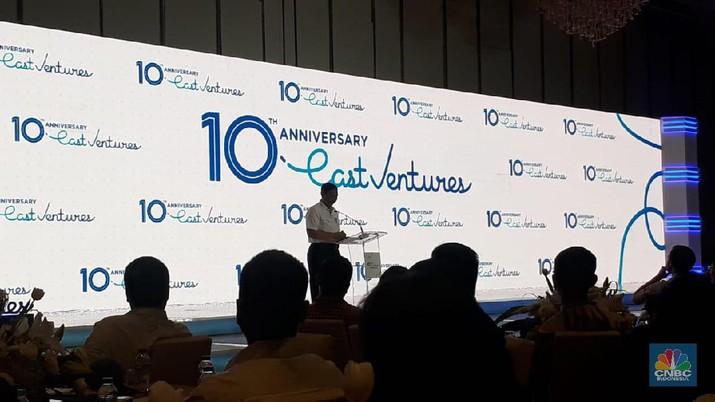 Menko Kemaritiman membanggakan kondisi Indonesia di depan investor, dan nasib malang Hong Kong.
