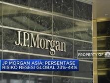 JP Morgan : Ekonomi Global 2020 Diprediksi Tak Bergairah