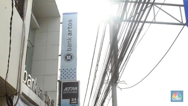 ARTO Mau Tambah Modal, Saham Bank Jago Bergerak Liar Lagi