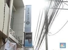 Mau Tambah Modal, Saham Bank Jago Bergerak Liar Lagi