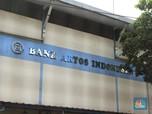 Diobral Lagi, Saham Bank Artos Nyungsep 23%