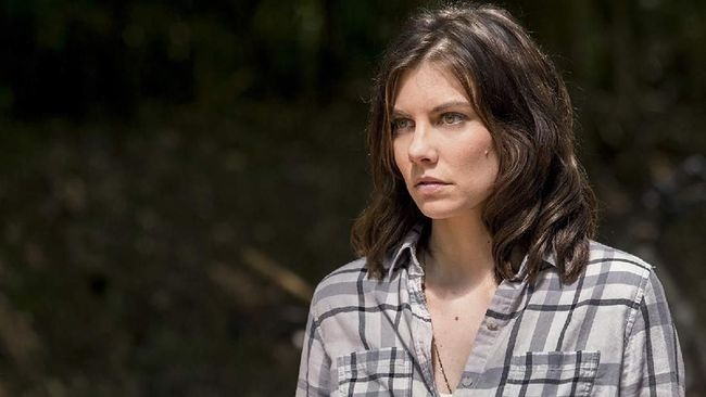 Lauren Cohan Balik di Musim 11 'The Walking Dead'