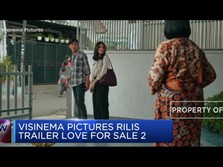 Film Love For Sale 2 Siap Buat