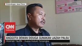 VIDEO: Anggota Dewan Diduga Gunakan Ijazah Palsu