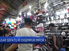 Duh! Pasar Sepatu RI Diserang Produk Vietnam