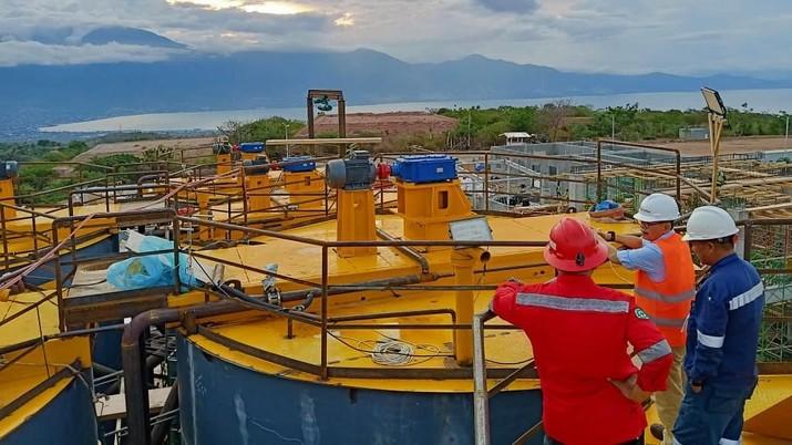 Melihat Tambang Emas Raksasa Grup Bakrie di Palu