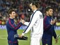Messi Sempat Takut Kalah Saing dengan Ibrahimovic