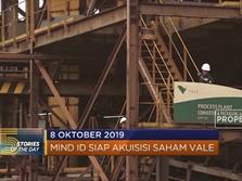 Divestasi Saham Vale hingga Ancaman Resesi Jerman