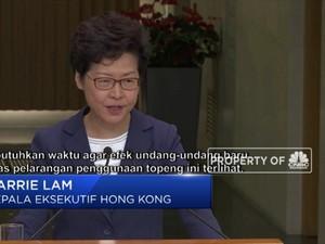 Gelombang Aksi Demostrasi Hong Kong