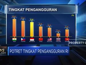 Potret Tingkat Pengangguran di Tanah Air
