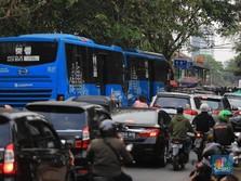 Jakarta Mau Dikepung Jalan Berbayar Tahun Depan, Serius Nih?