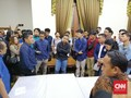 Tolak Jamuan Makan, Mahasiswa Batal Dialog dengan Khofifah