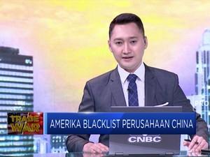 Daftar Blacklist Bisnis AS, Cobaan Baru Bagi China