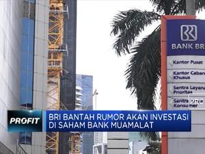 BRI Bantah Rumor Akan Masuk di Bank Muamalat