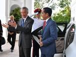 RI-Singapura Perpanjang Kerja Sama Swap Mata Uang Rp 100 T