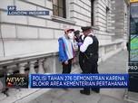 Polisi London Tangkap 276 Demonstran