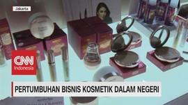 VIDEO: Memoles Laba Bisnis Kosmetik di Wajah Milenial