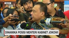 VIDEO: Dinamika Posisi Menteri Kabinet Jokowi