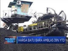 Sepanjang 2019 Harga Batu Bara Anjlok 39%