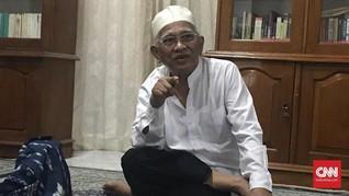 Pesan Gus Mus untuk Jokowi soal Memilih Menteri