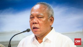 Tangkal Banjir, Menteri PUPR Kejar Pembangunan 2 Bendungan