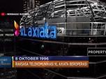 8 Oktober 1996 Raksasa Telekomunikasi XL Resmi Beroperasi
