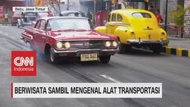 VIDEO: Berwisata Sambil Mengenal Alat Transportasi