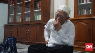 Gus Mus Siap Rilis Buku 'Ayat Dewa Pamungkas dari Timur'