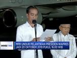 MPR Mundurkan Agenda Pelantikan Jokowi
