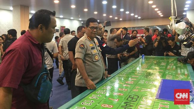 Penyandang Dana Kasino Beromzet Rp700 Juta di Jakut Diburu