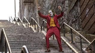 Ramai-ramai Datang ke Tangga Joker di Bronx