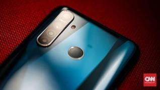Realme 5 Pro, Ponsel Harga Menengah dengan Quad Kamera