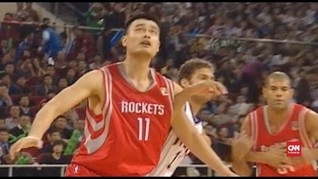 VIDEO: Yao Ming Tangguhkan Kerja Sama dengan Rockets