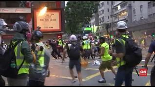 VIDEO: Angka Kedatangan Turis di Hong Kong Turun 50 Persen