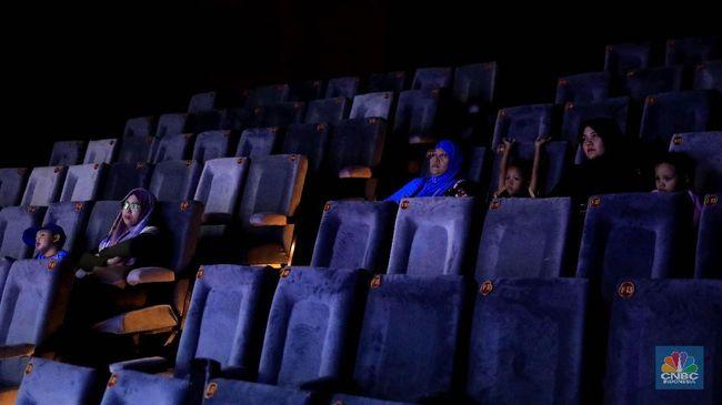 BLTZ Bisnis Bioskop Nelangsa, Sudah Jatuh Tertimpa Tangga